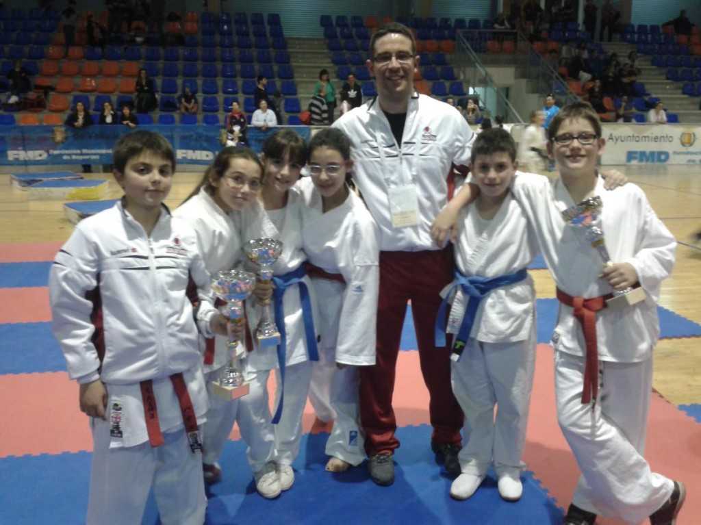 Campeonato Regional Infantil 2014-1