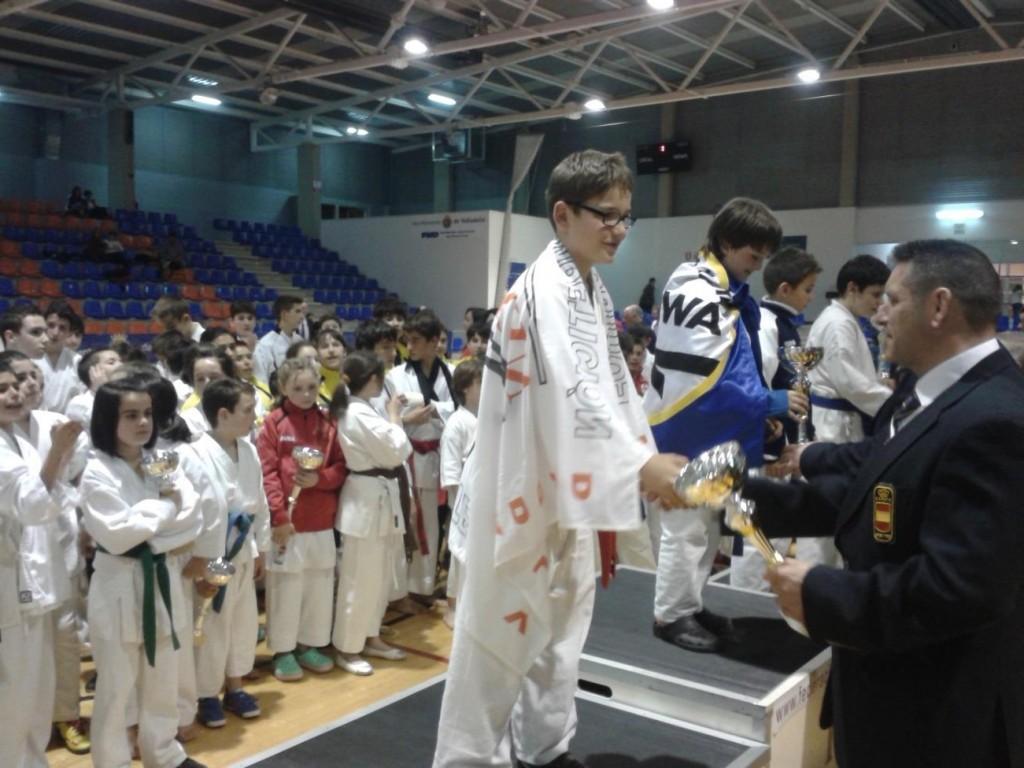 Campeonato Regional Infantil 2014-5