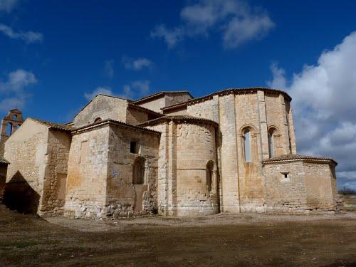 Recuperación y reposición del solado del monasterio de Sª María de Palazuelos