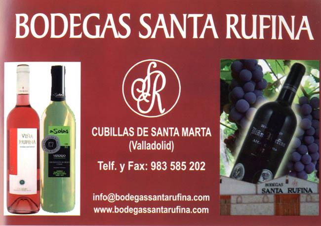 Bodegas Santa Rufina Cabezon De Pisuerga