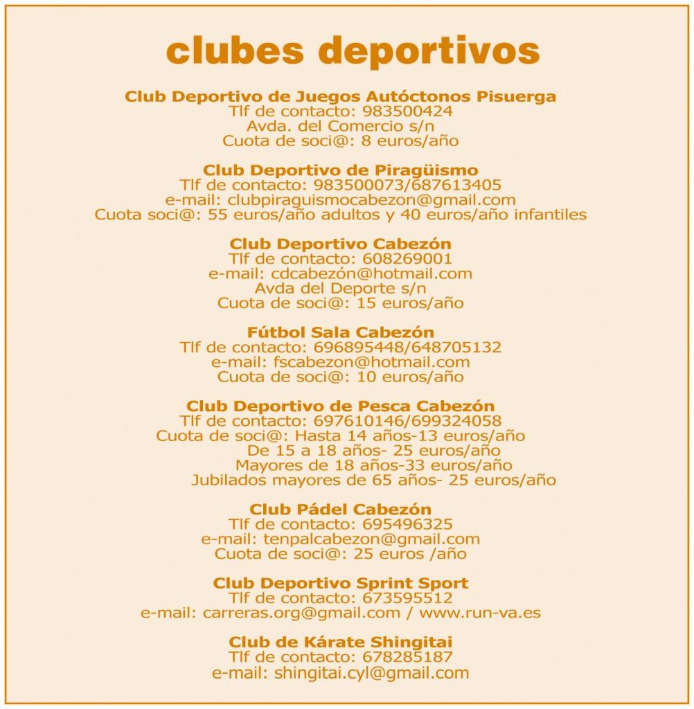 clubDeportivosListado