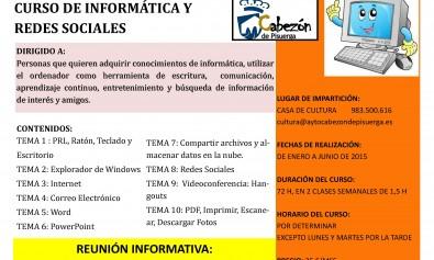 CursoInformaticaRedesSociales