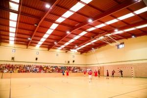 Final Masculina de Futbol Sala, Cabezón de Pisuerga. 15-08-2014. AG.
