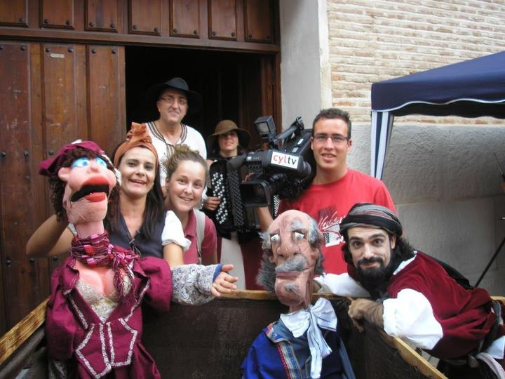 mercados y cenas medievales