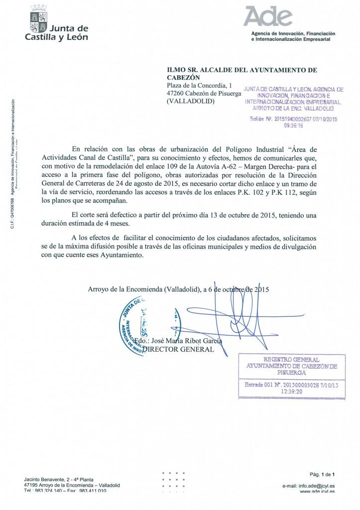CorteEnlaceAutoviaCastilla109