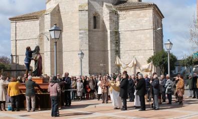 Procesión del Reencuentro en domingo de Pascua a4ac618d411e9