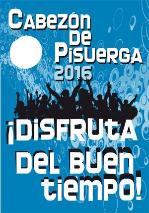 Programa de actividades estivales en Cabezón de Pisuerga