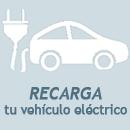 Puntos de recarga del vehículo eléctrico solicita la tarjeta en el Ayuntamiento