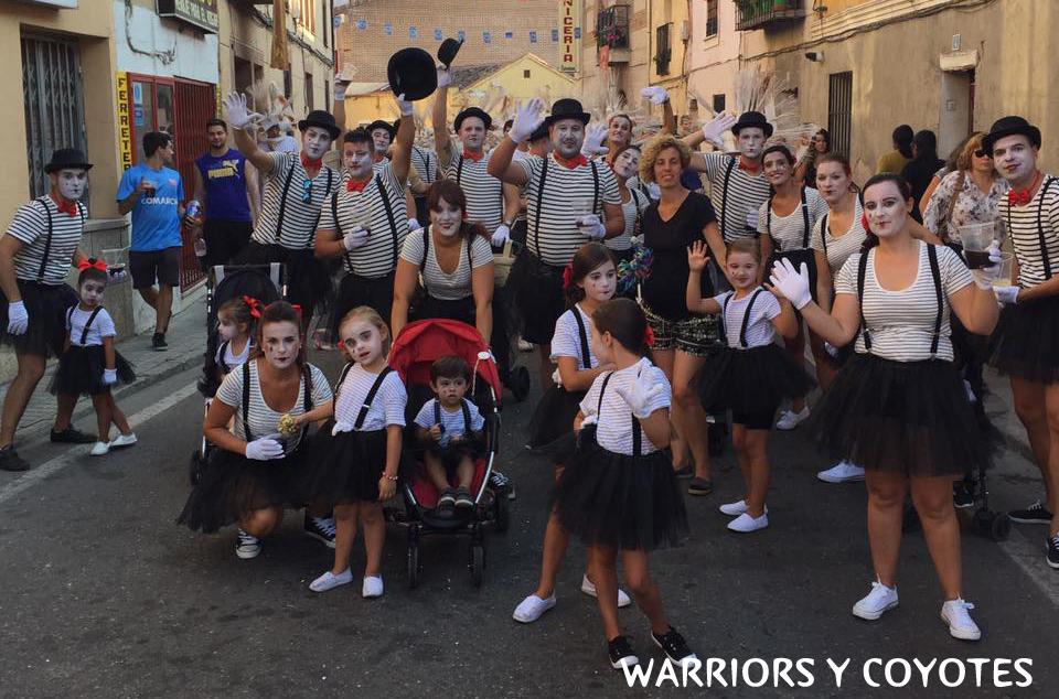 Warriors Coyote
