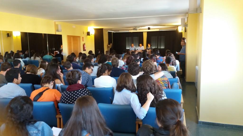 Los alumnos de la escuela t cnica superior de arquitectura - Escuela arquitectura valladolid ...