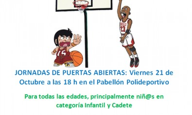 BaloncestoJornadaPuertasAbiertas