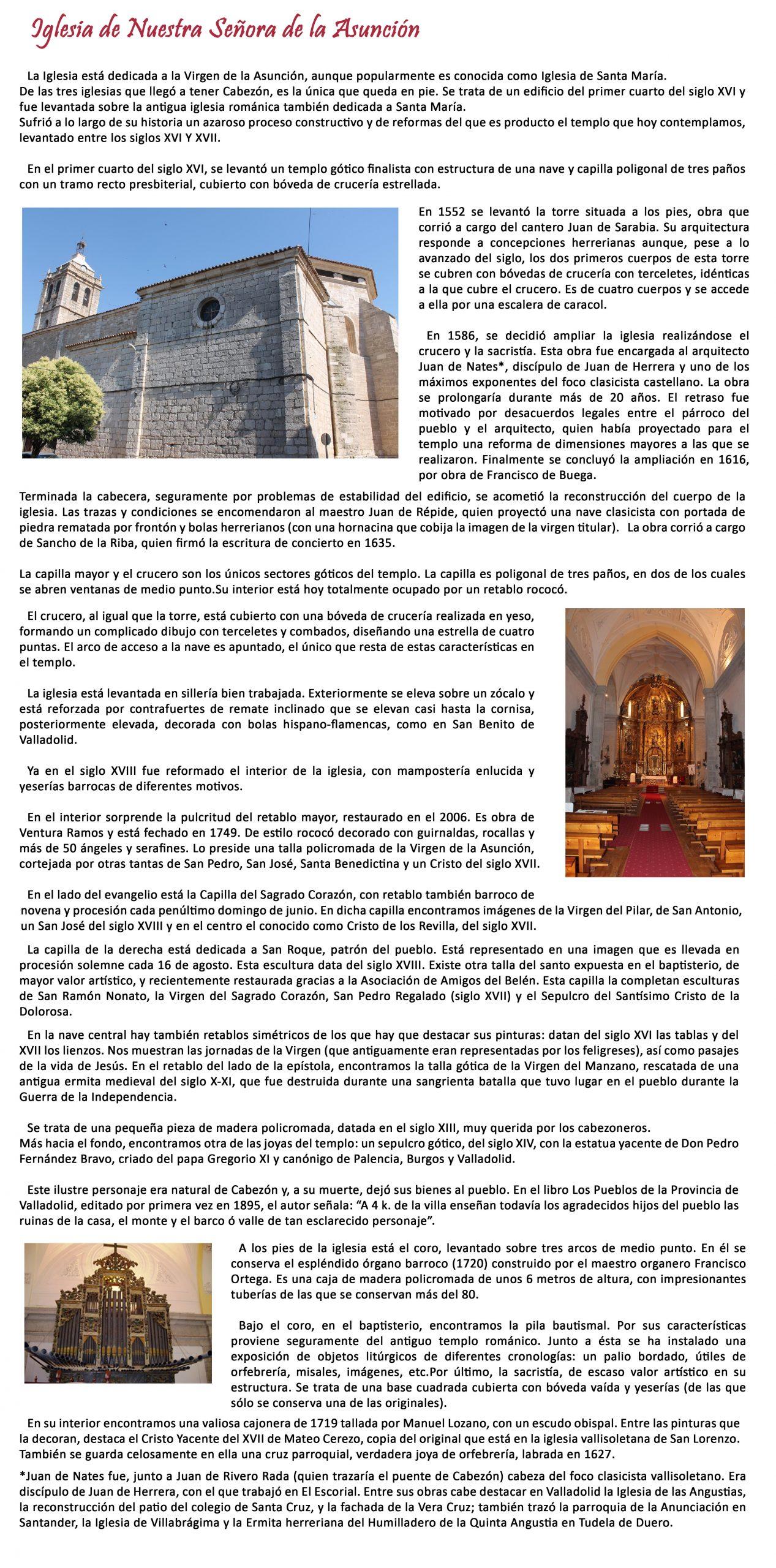 Iglesia nuestra señora asunción